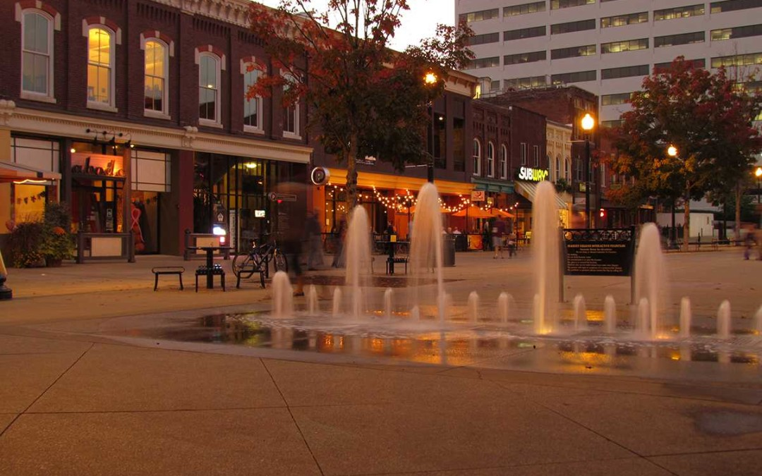 Knoxville ranked as No. 10 'most romantic' city